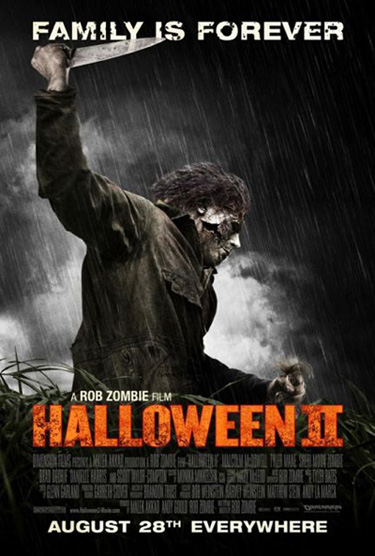 rob zombie halloween movie poster