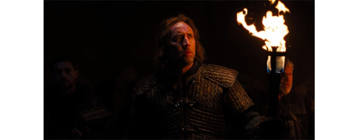 Nicolas Cage's Season Of The Witch - Trailer