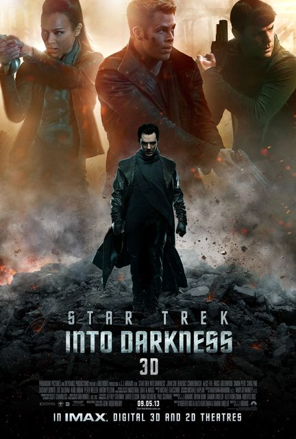New Star Trek Into Darkness Trailer & Poster