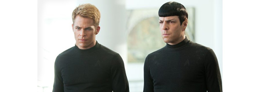 New Star Trek Into Darkness Trailer &#038; Poster
