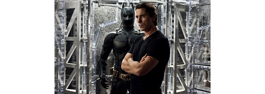 The Dark Knight Rises, New Trailer