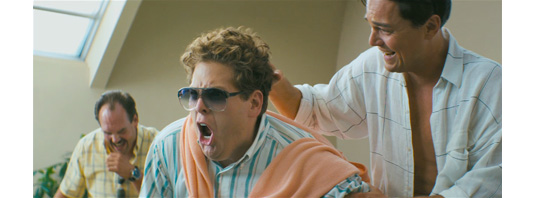 Scorsese's Wolf Of Wall Street Trailer
